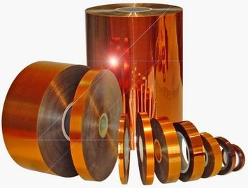 China High Temperature Kapton Polyimide Film Tap For Masking Insulation ESD Sublimation supplier