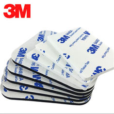 China 3M 9448A Double Sided Tissue Tape Double Sided  Acrylic Adhesive , 0.15mm Thickness , White Transparent supplier