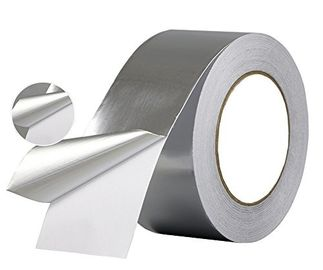 China UL Classified Aluminum Foil Electrically Conductive Tape Duct Joints Wrinkle Free Conforms supplier