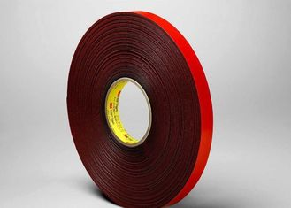 China 3M Automotive Acrylic Sponge Tape 3M GT6008 Grey Color 0.8mm Thick supplier
