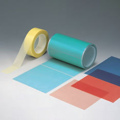China Polyester Thermal Release Tape , Kiss Cut Tape For Electronic Component Processing supplier