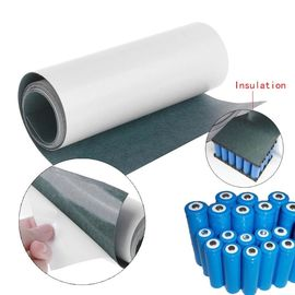 18650 26650 21700 Battery Pack Insulation Paper Fish Paper With Adhesive One Side
