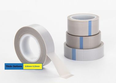 PTFE PTFE Film Tape Heat Resistance 220℃ Skived high density tape brown color