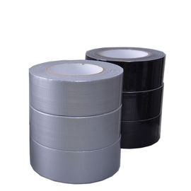 China Manufacturer of Heavy Duty Industrial Hot melt Cloth Duct Tape for Sealing and Masking factory