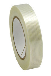 0.15mm Electrical Insulation Tape Cross Glass Fiber Filament Tape for Oil Transformers