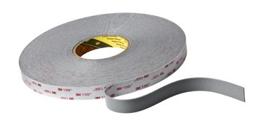 3m 4941 Grey Color VHB Double Sided Tape , Foam Tape With Long Term Durability