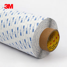 0.15mm 3M Scotch Tape , Adhesive 3M 9448A Double Coated Tissue Tape