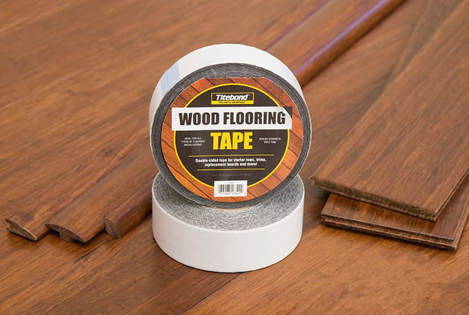 Double Sided Carpet Tape wood flooring  tape excellent for masking line-to-line fit